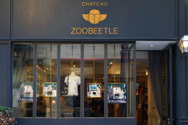 Zoobeetle Chateau Hong Kong x Rosi Ross