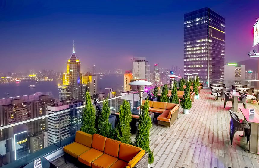 Best Rooftops to visit in hong kong - Rosi Ross