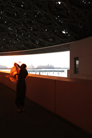 Louvre Abu Dhabi Rosi Ross