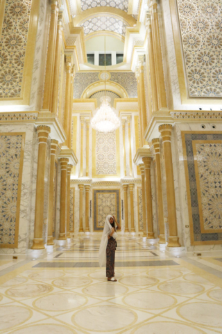 Qsar Al Watan Best Places To Visit Abu Dhabi Rosi Ross