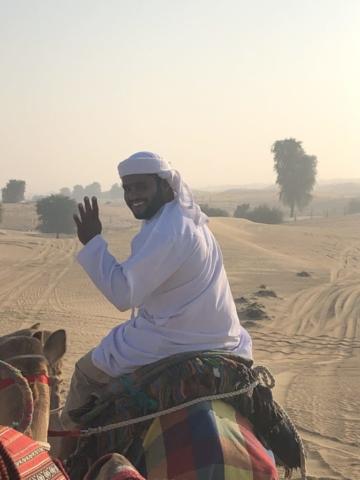 Shakil Al Marmoom Experience Rosi Ross